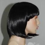 Различие искусственных и натуральных париков.