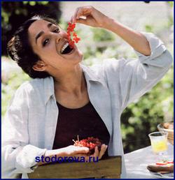 Здоровое питание, меню сбалансированного питания