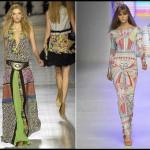 Модные тенденции весна-лето 2012 . Модные цвета.