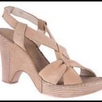 Модная женская обувь 2012