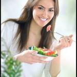 Здоровое сбалансированное питание.