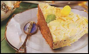 Воздушный торт