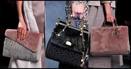 Модные тенденции осени 2012.