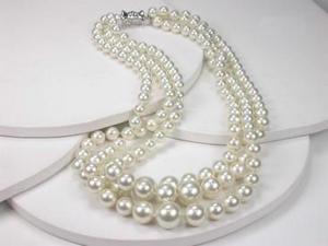 Жемчужное ожерелье, из Майорского жемчуга