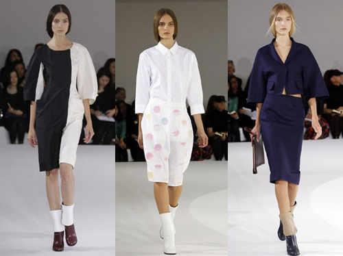 Модная одежда весна 2013 года