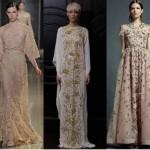 Модные длинные платья 2013