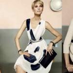 Основные модные тенденции платья 2013