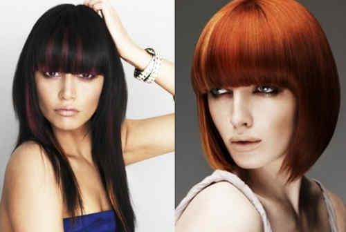 Модные тенденции окрашивания волос