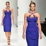 Мода для полных женщин от Elena Miro