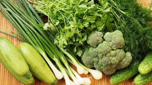 Овощи богатые кальцием