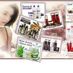 Южнокорейские мотивы в мировой косметологии