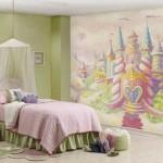 Интересные решения по дизайну детской комнаты